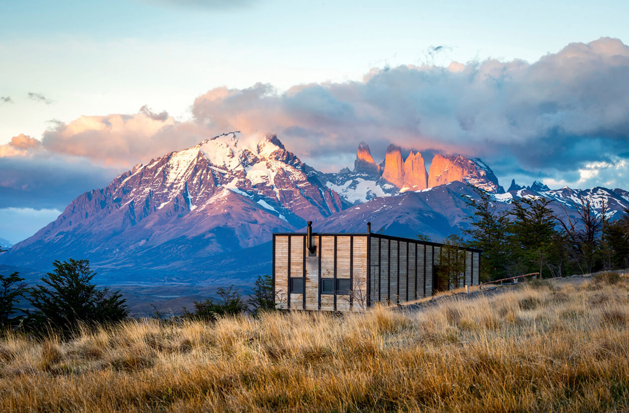 TORRES DEL PAINE LODGE
